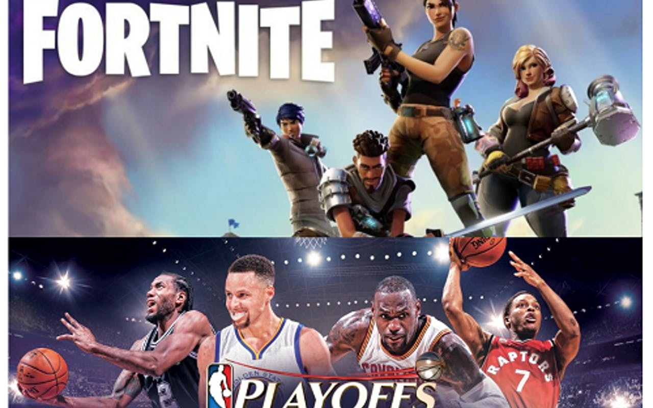 fortnite is eating sports broadcasters lunch sports innovation lab fortnite is eating sports broadcasters